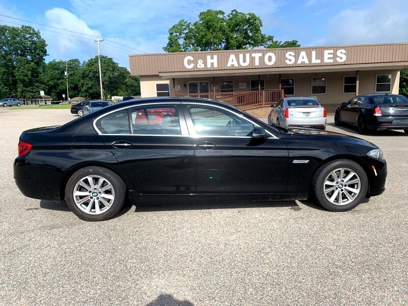 BMW 5-Series 524TD automatic 2015