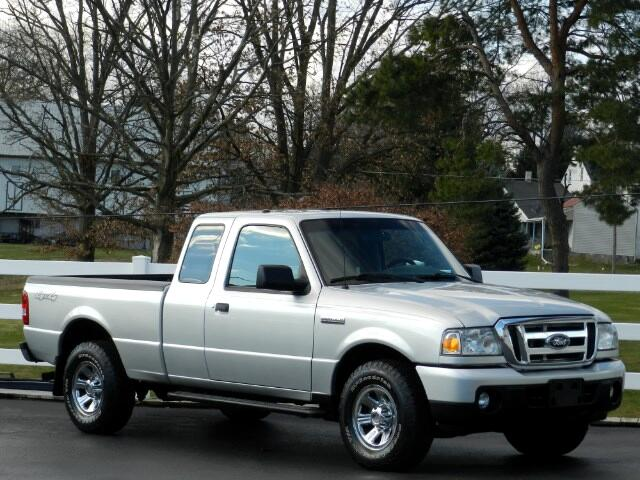 2008 Ford Ranger XLT SuperCab 4WD