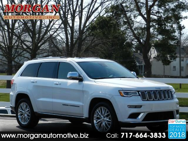 2017 Jeep Grand Cherokee Summit 4WD