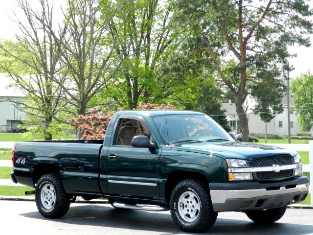 2004 Chevrolet Silverado 1500 Long Bed 4WD
