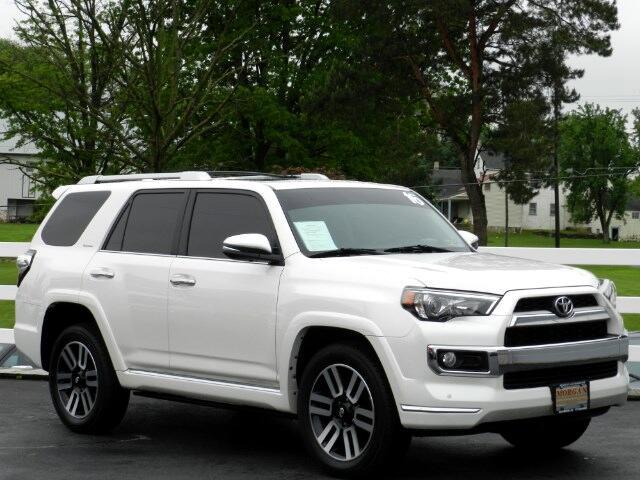 2016 Toyota 4Runner Limited 4WD V6