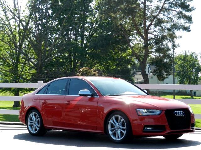 2014 Audi S4 Quattro Premium Plus