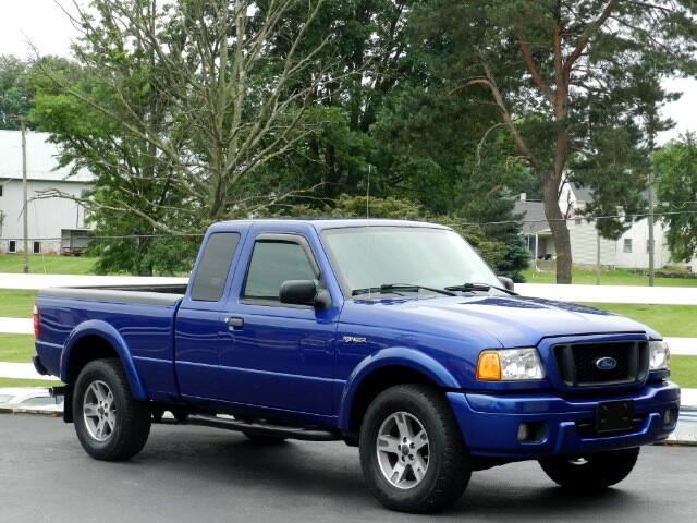 2004 Ford Ranger TREMOR SuperCab 4WD
