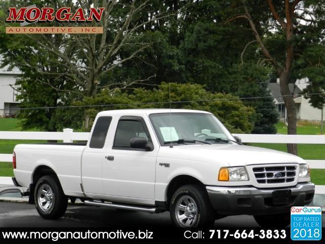 2003 Ford Ranger XLT SuperCab 2WD