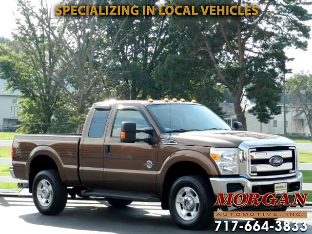 2011 Ford F-350 SD XLT SuperCab 4WD WITH 6.5' Bed