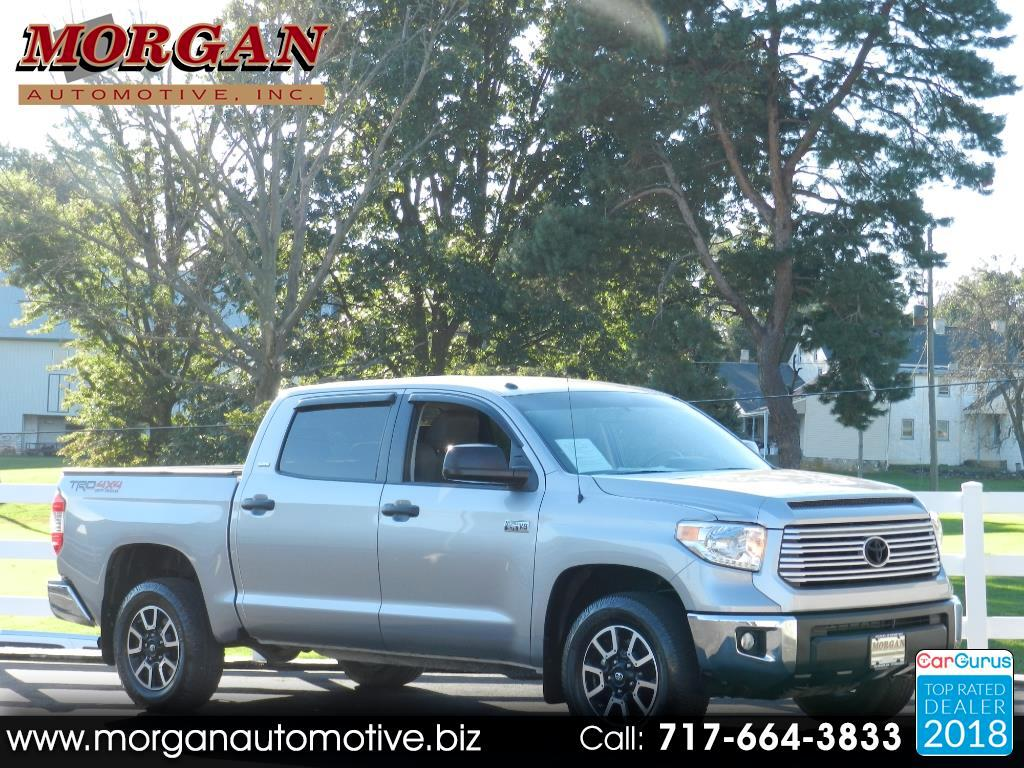 2017 Toyota Tundra SR5 Crew Max TRD Off-Road Package
