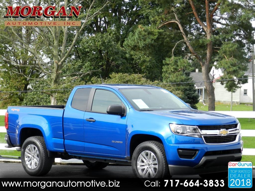 2018 Chevrolet Colorado 1LT Ext. Cab 4WD