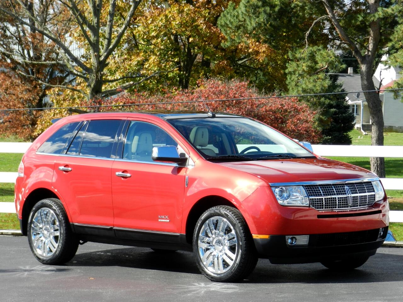 2010 Lincoln MKX Limited