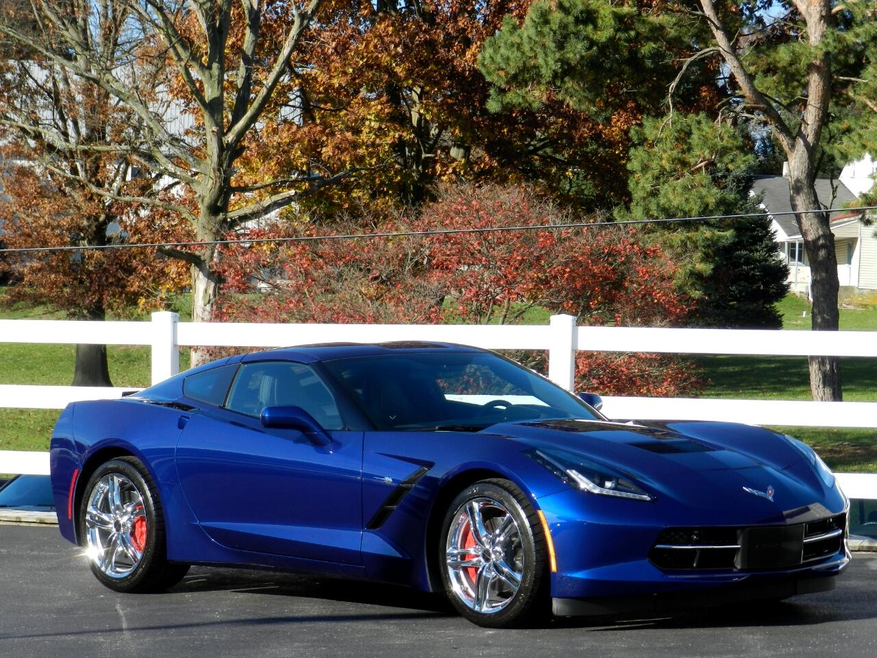 2017 Chevrolet Corvette Stingray 2LT Coupe Automatic