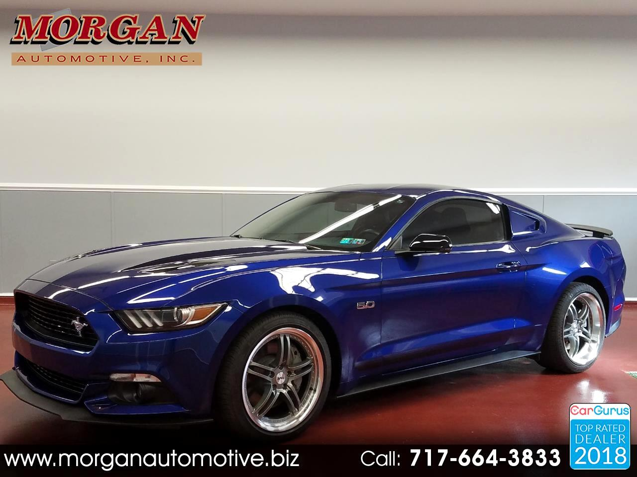 2016 Ford Mustang GT Premium Coupe California Special
