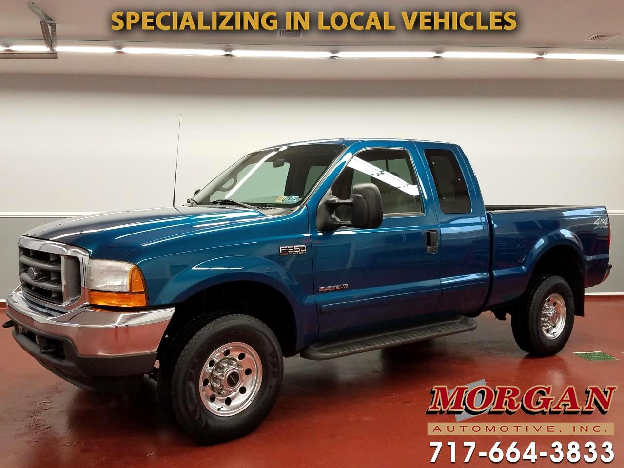 2001 Ford F-350 SD XLT SuperCab Short Bed 4WD