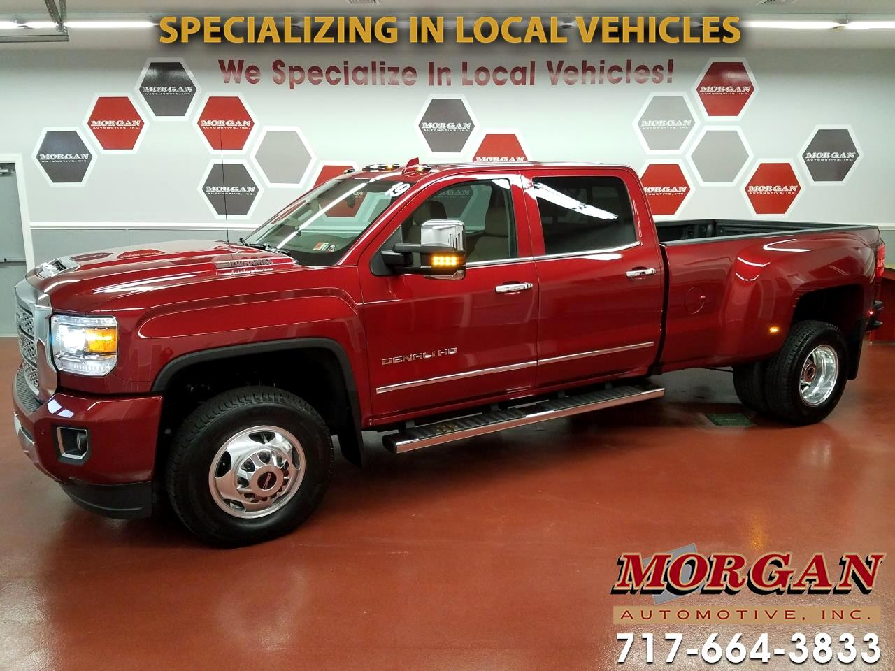 2019 GMC Sierra 3500HD Denali Crew Cab Long Box 4WD
