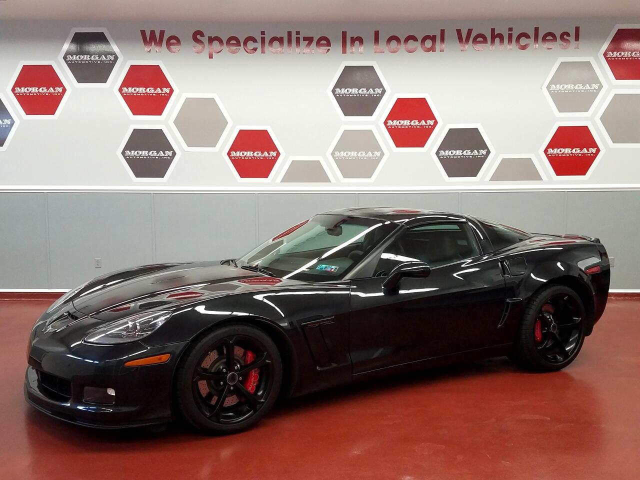 2012 Chevrolet Corvette Centennial Edition Grand Sport Coupe w/3LT