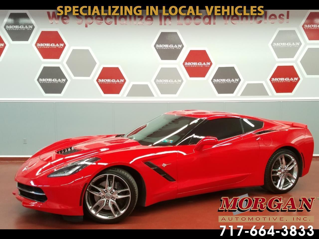 2014 Chevrolet Corvette Stingray Z51 1LT Coupe Automatic