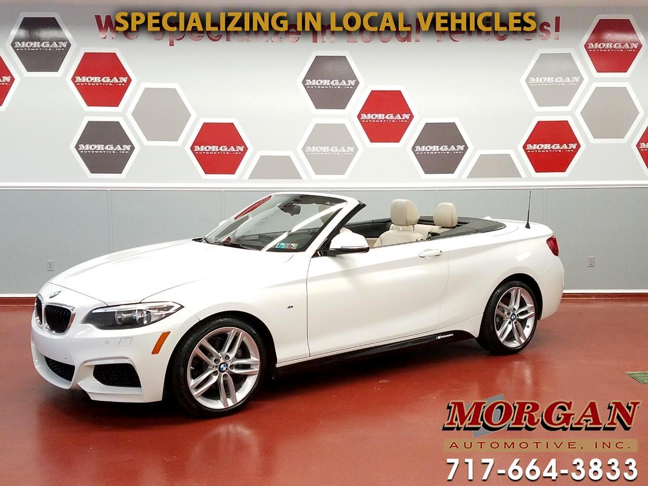 2015 BMW 2-Series 228i convertible M Sport