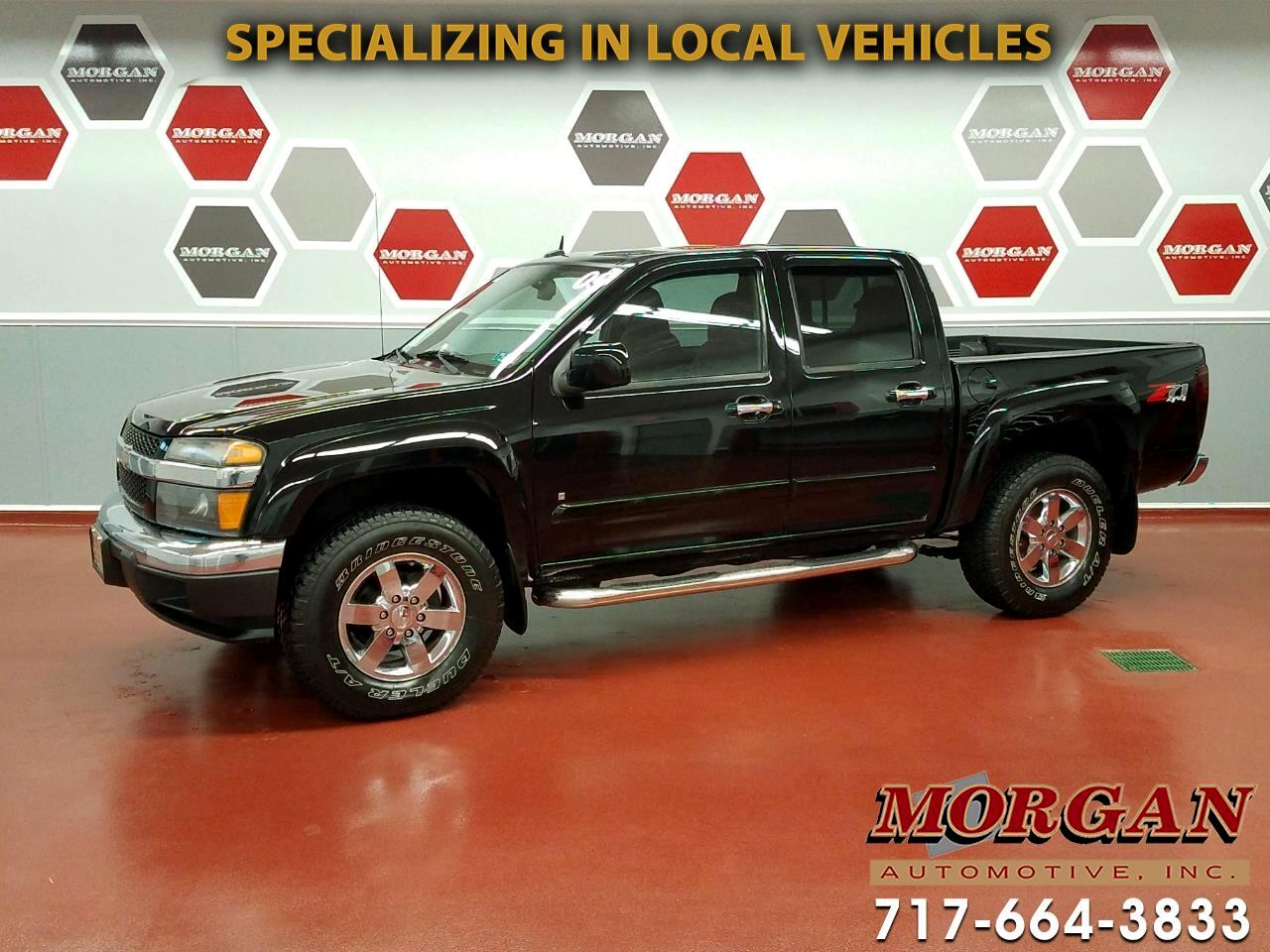 2009 Chevrolet Colorado Z71 Crew Cab 4WD Short Box