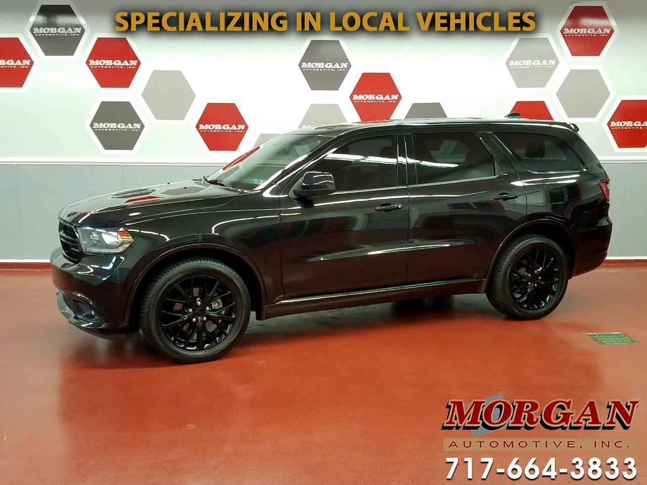 2015 Dodge Durango SXT BLACKTOP AWD