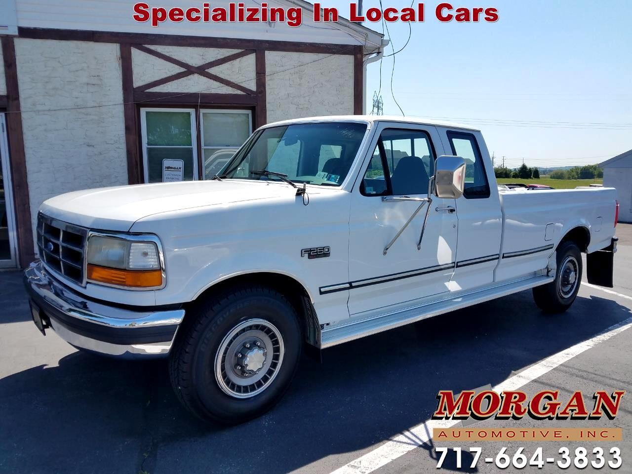 Ford F-250 HD SuperCab 2WD 1992