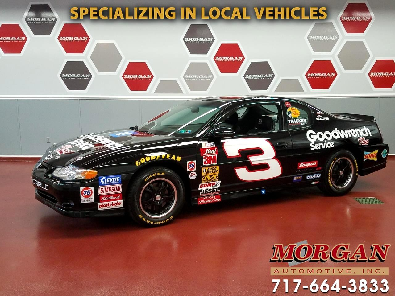 2001 Chevrolet Monte Carlo SS Earnhardt Edition
