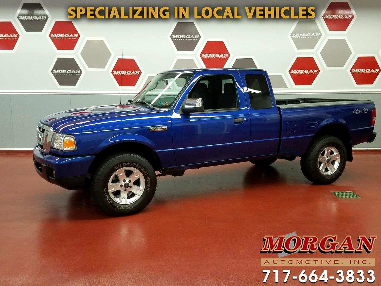 2006 Ford Ranger XLT SuperCab 4-Door 4WD