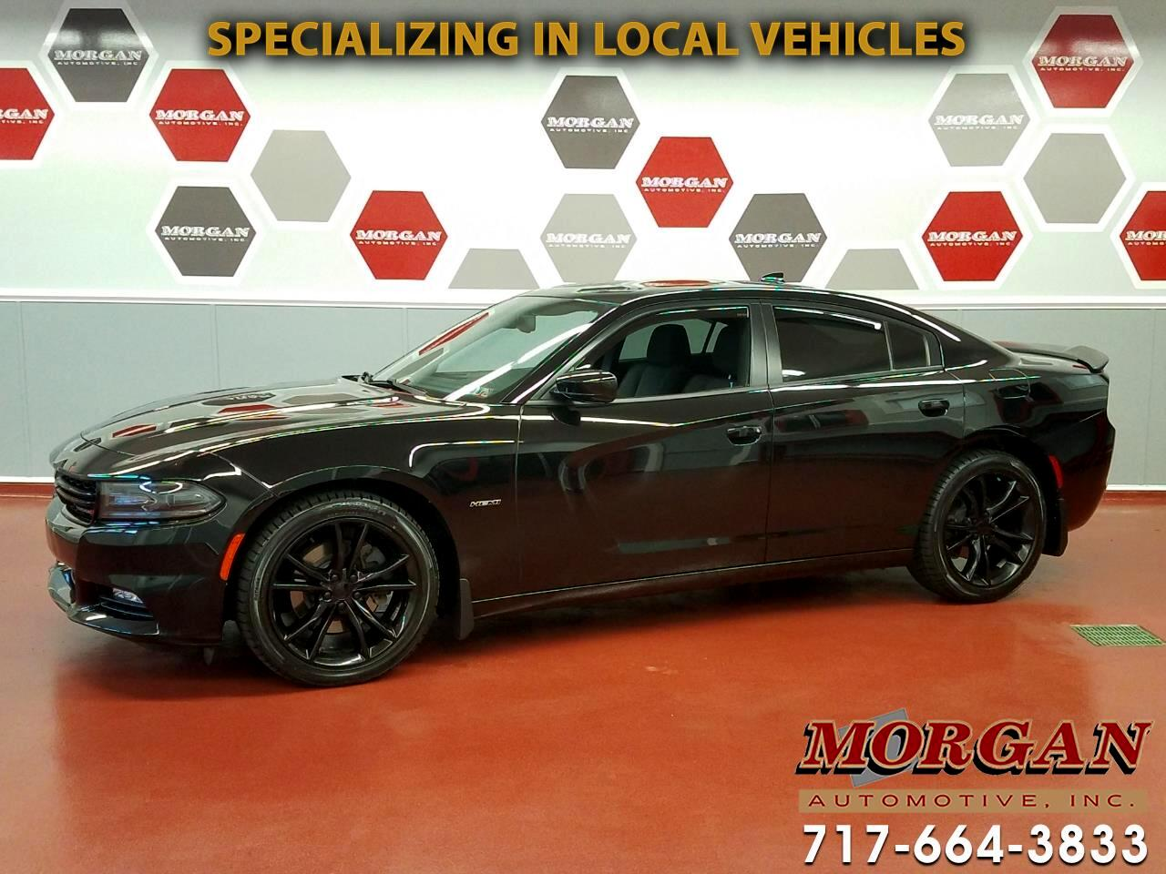 2016 Dodge Charger R/T Blacktop