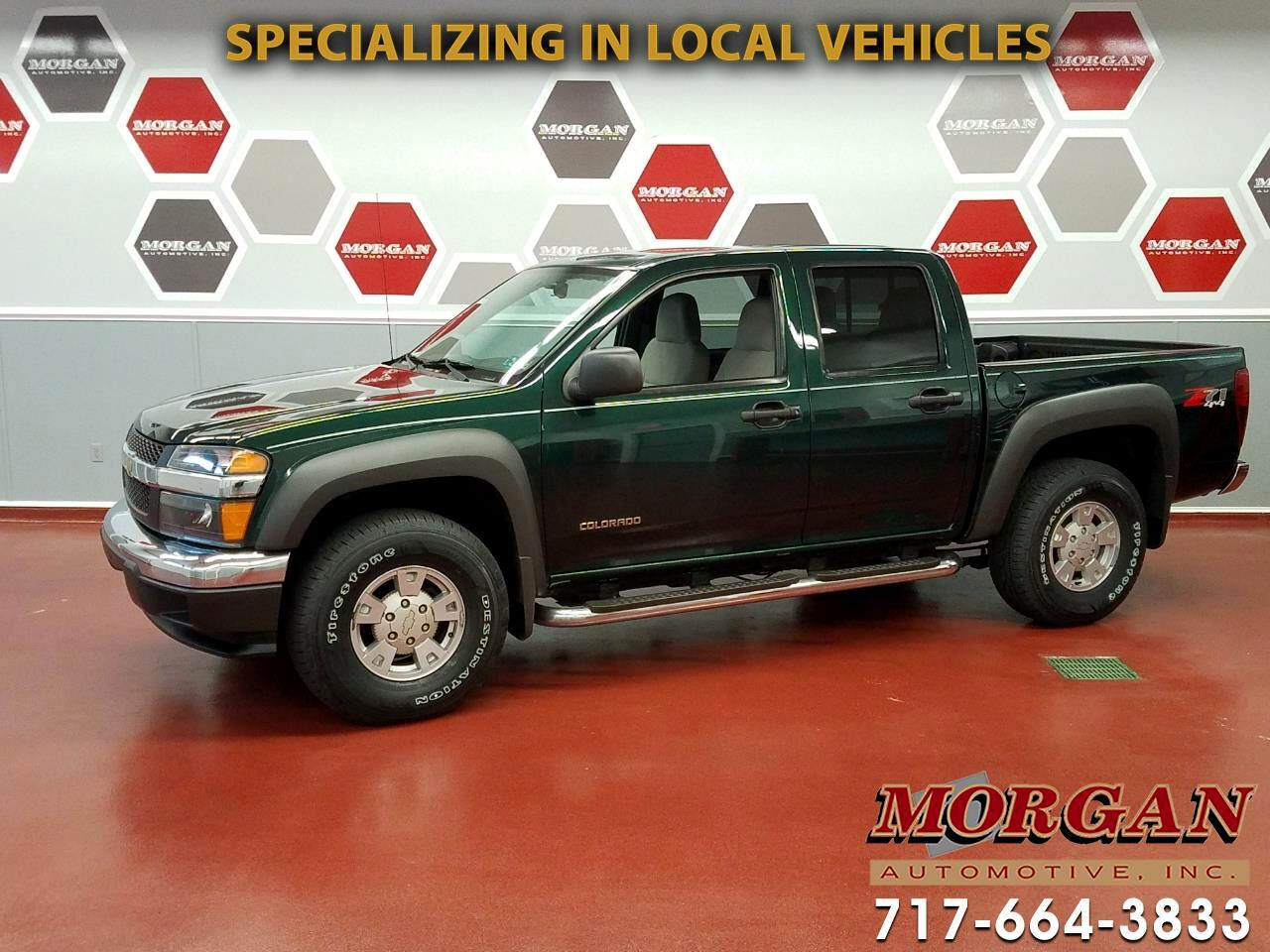 2005 Chevrolet Colorado Z71 Crew Cab 4WD