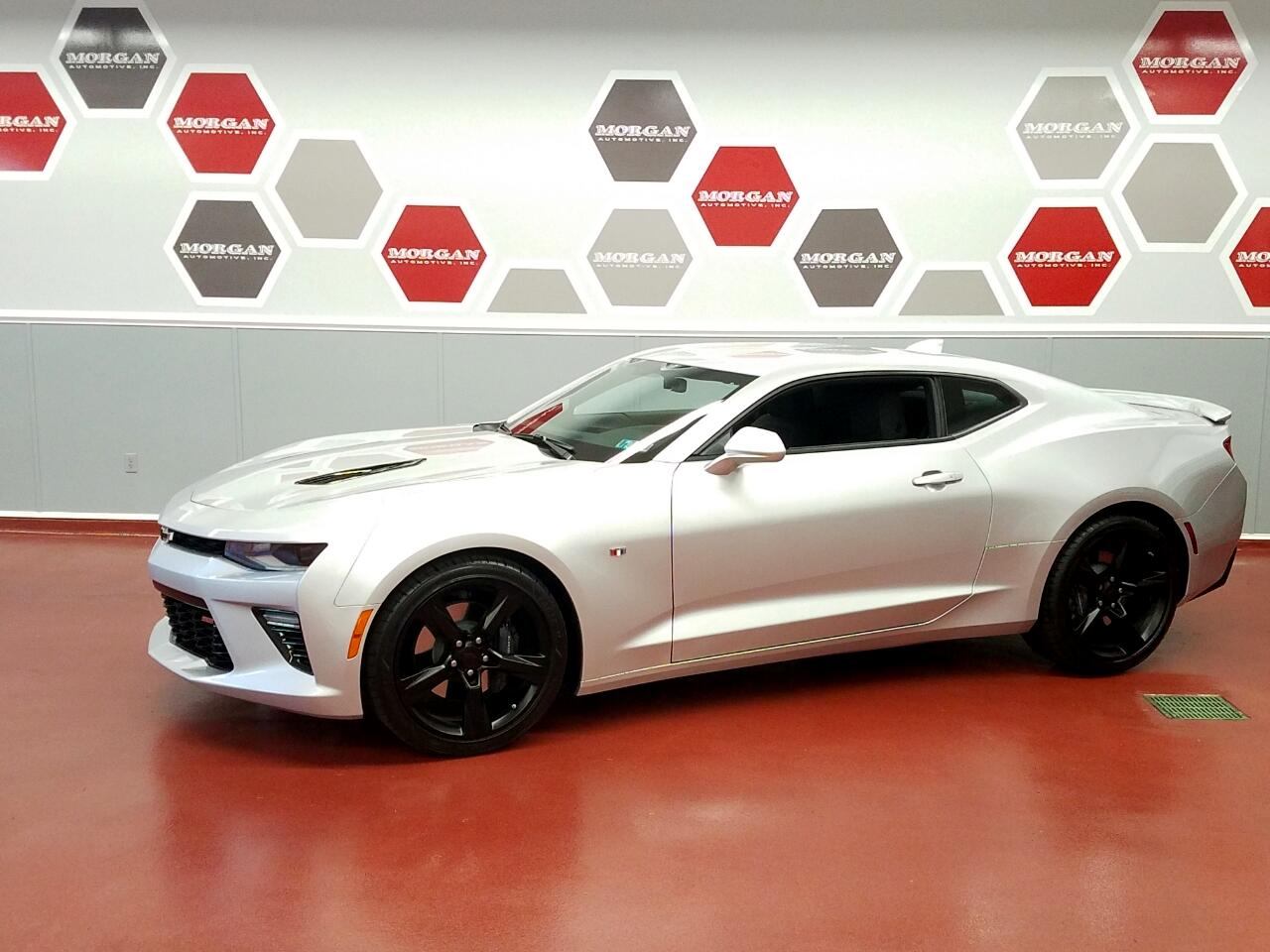 Chevrolet Camaro 1SS Coupe 6M 2018