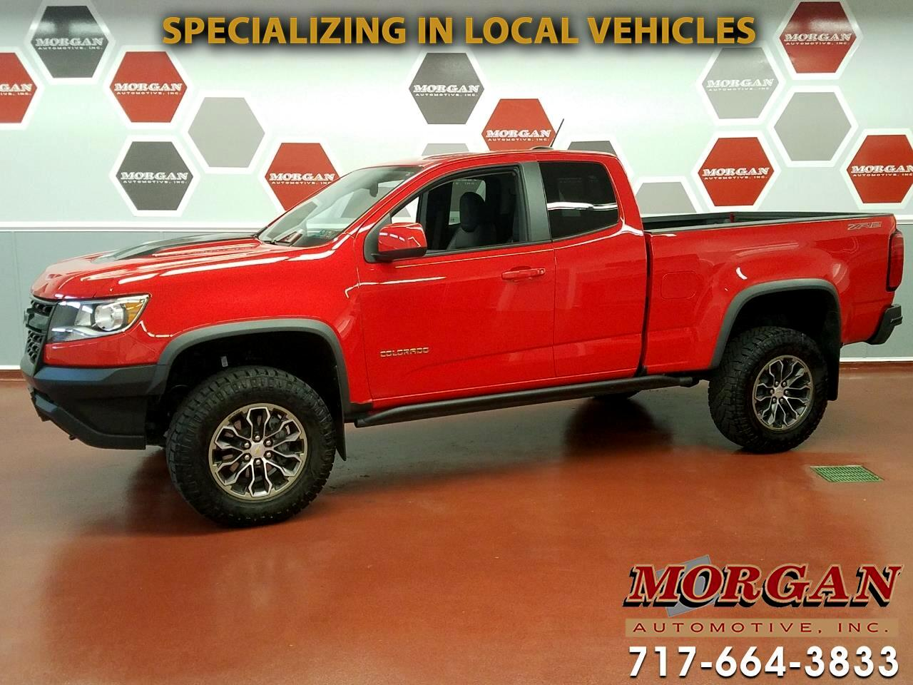 2018 Chevrolet Colorado ZR2 Ext. Cab 4WD