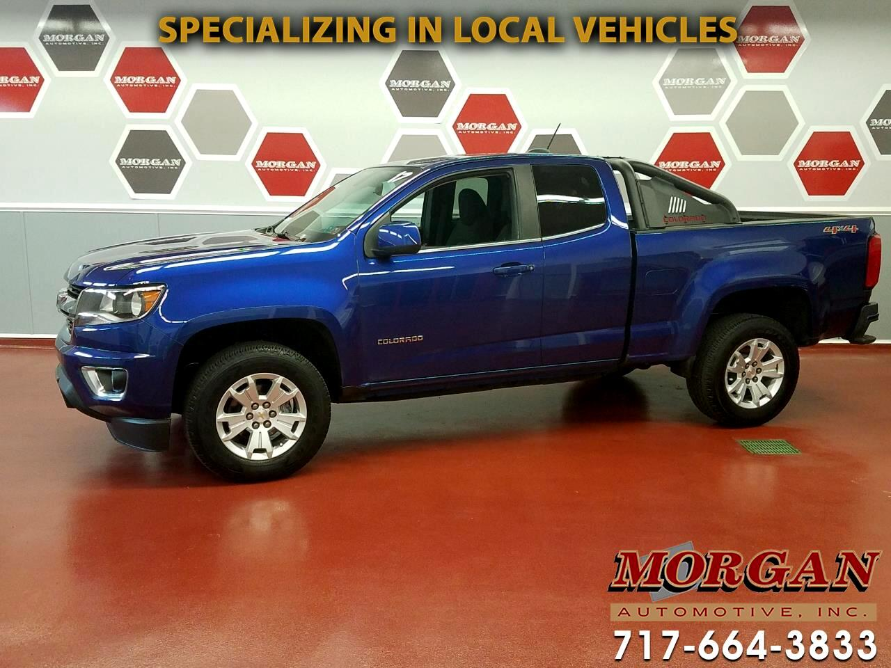 2017 Chevrolet Colorado LT Ext. Cab 4WD