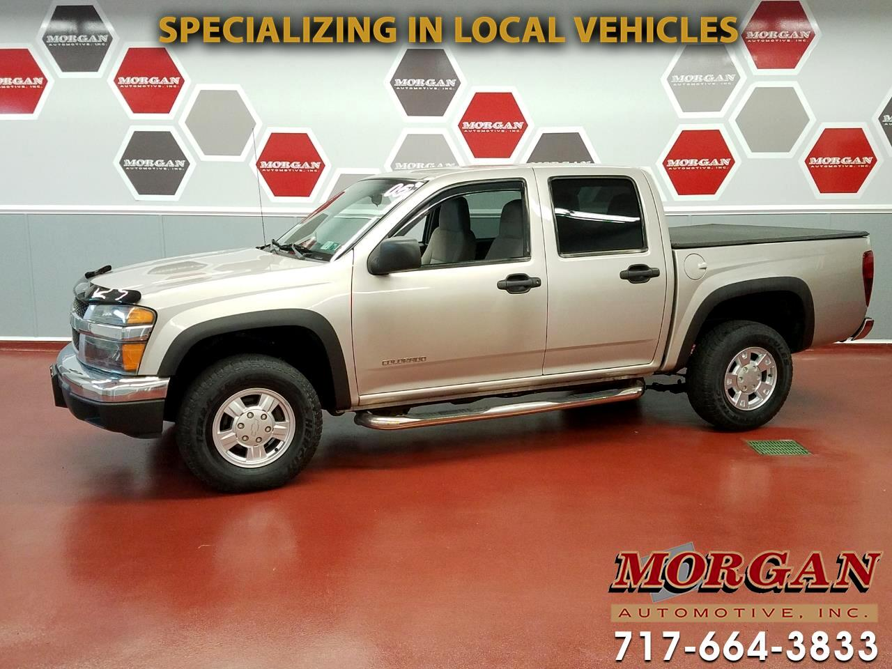 2005 Chevrolet Colorado LS Crew Cab 4WD