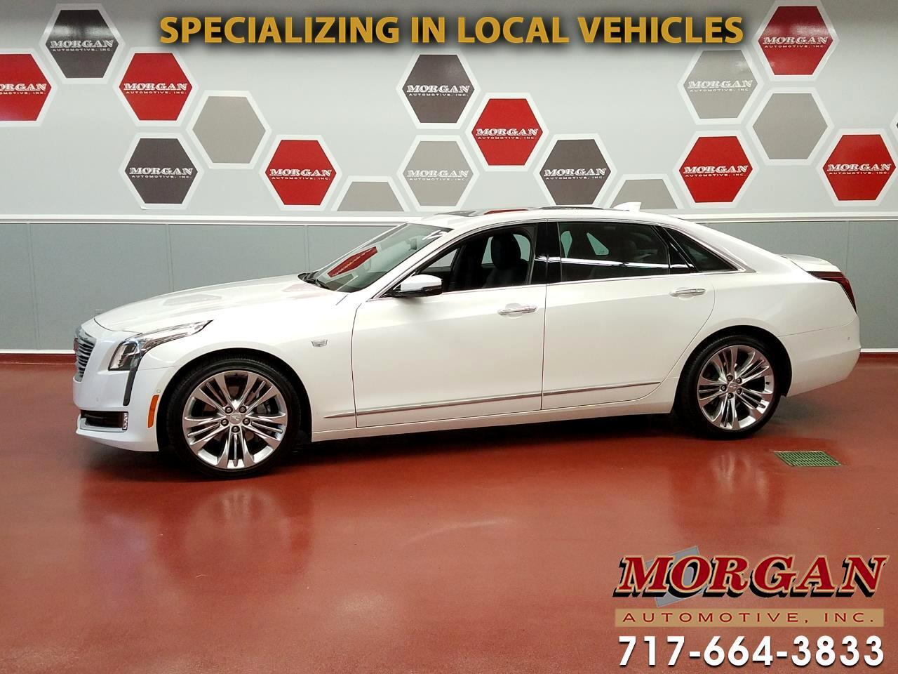 2017 Cadillac CT6 3.6L Platinum AWD