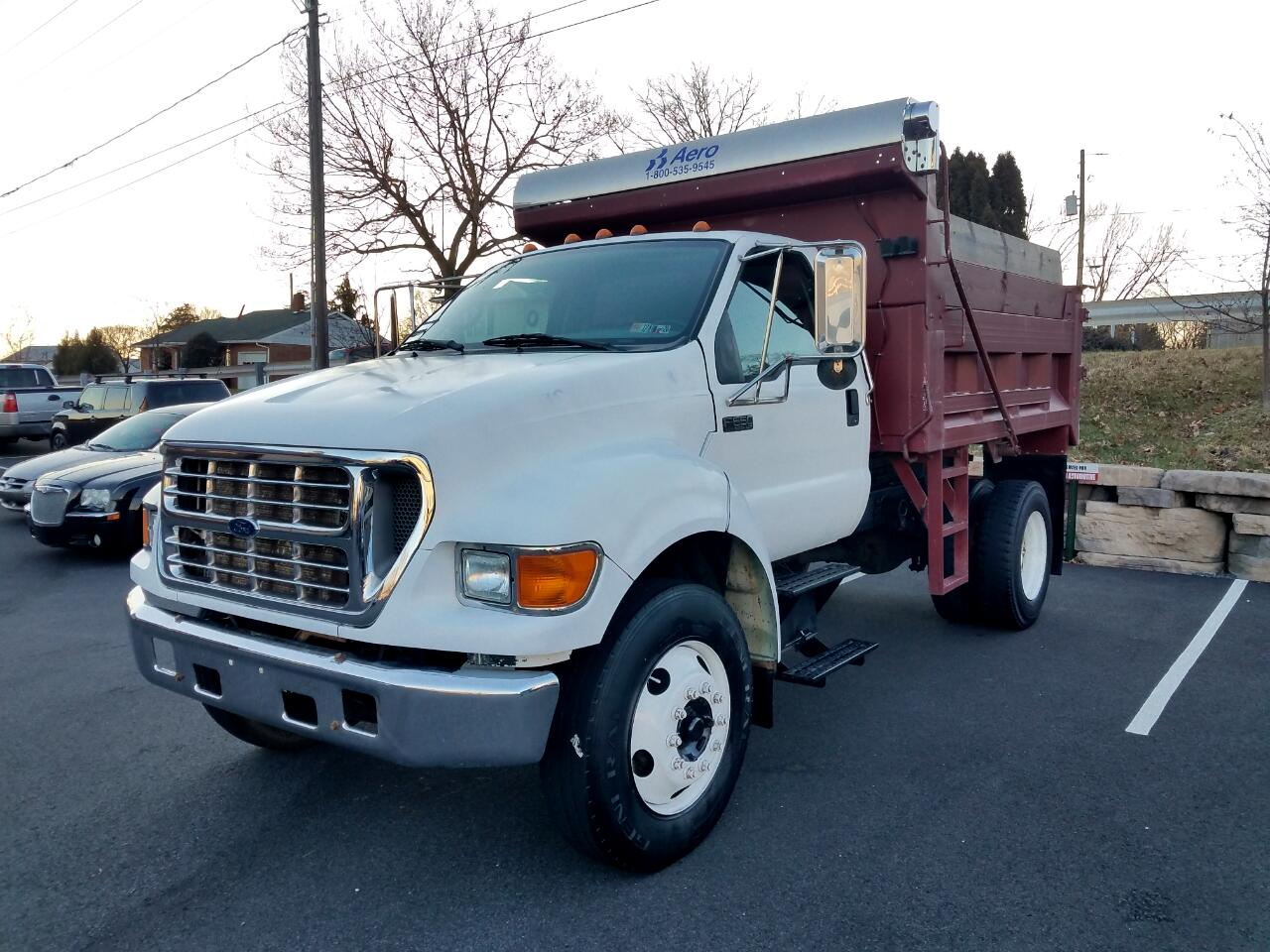 Ford F-650  2003
