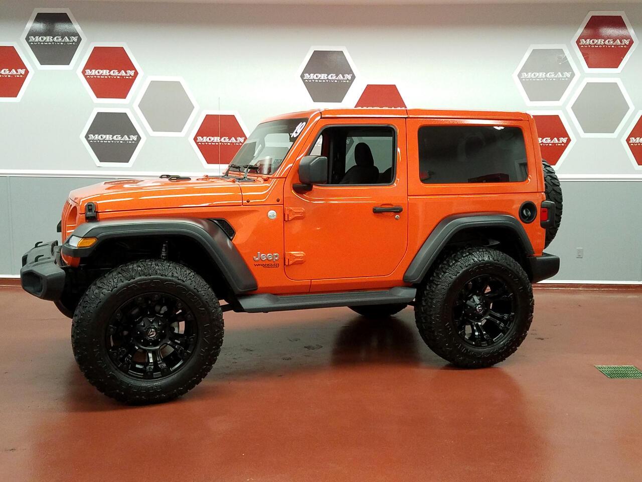 Jeep Wrangler 2dr Sport 2019