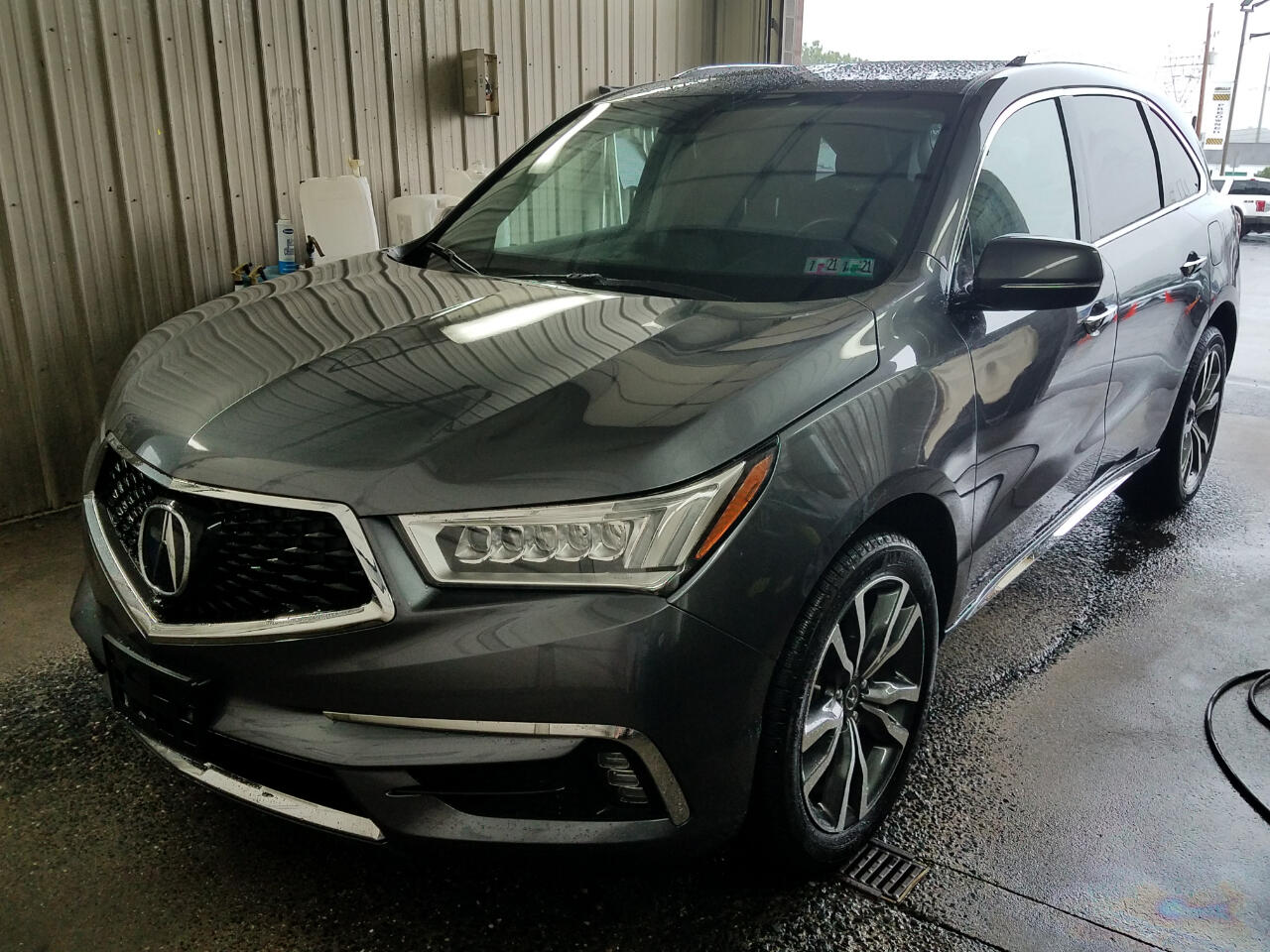 Acura MDX 9-Spd AT SH-AWD w/Advance Package 2020
