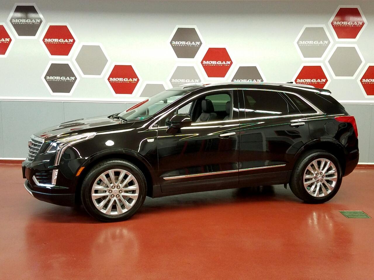 Cadillac XT5 Platinum AWD 2017