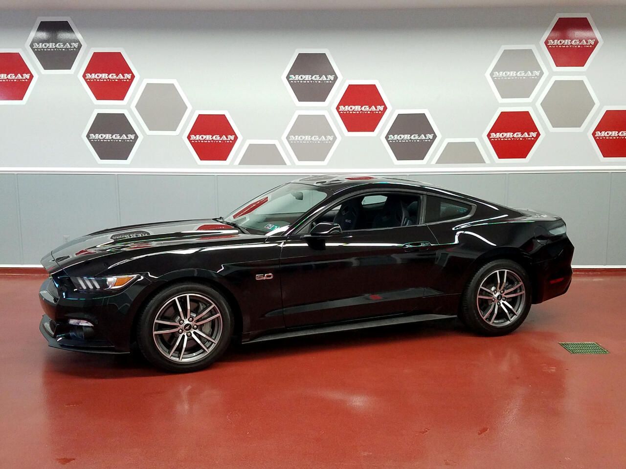 Used 2015 Ford Mustang Gt Coupe For Sale In Lancaster Pa 17545 Morgan Automotive