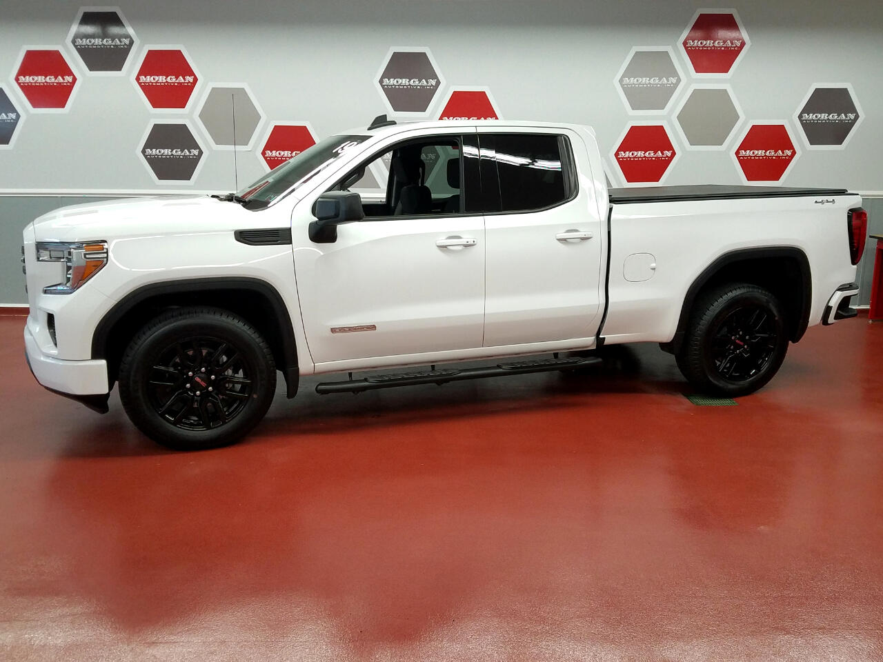 GMC Sierra 1500 Elevation Double Cab 4WD 2019