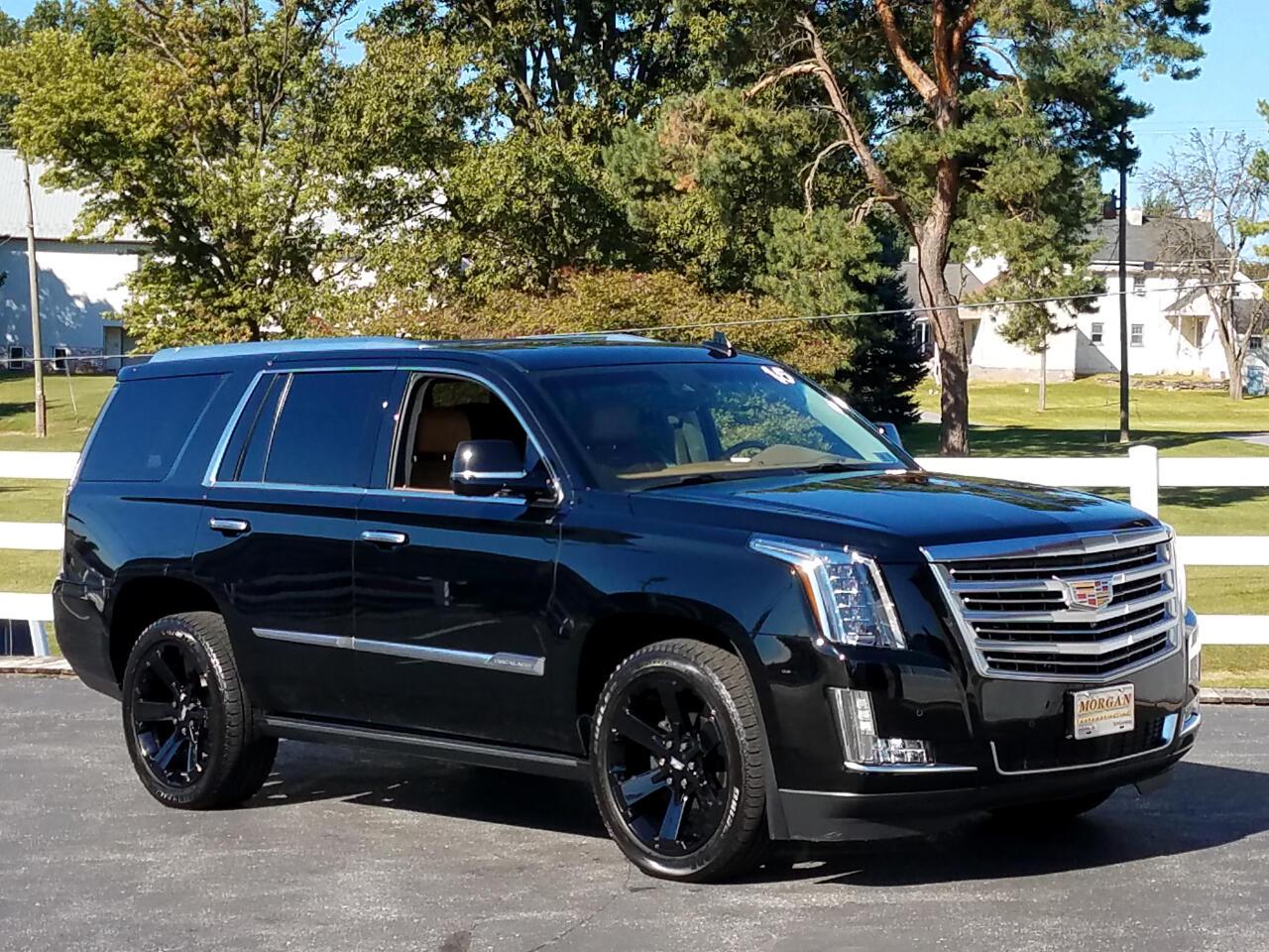 Cadillac Escalade Platinum 4WD 2015