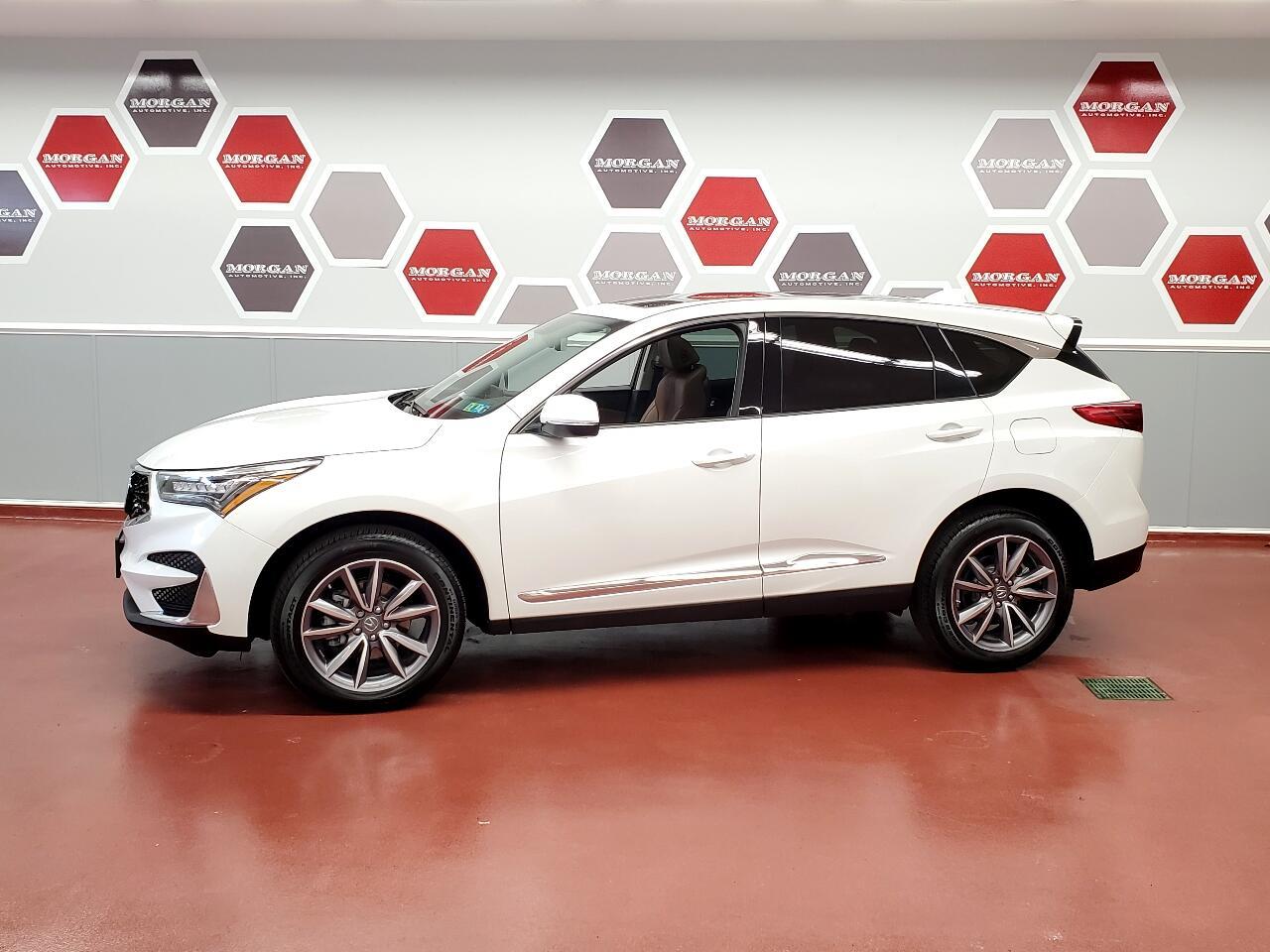Acura RDX SH-AWD w/Technology Package 2020