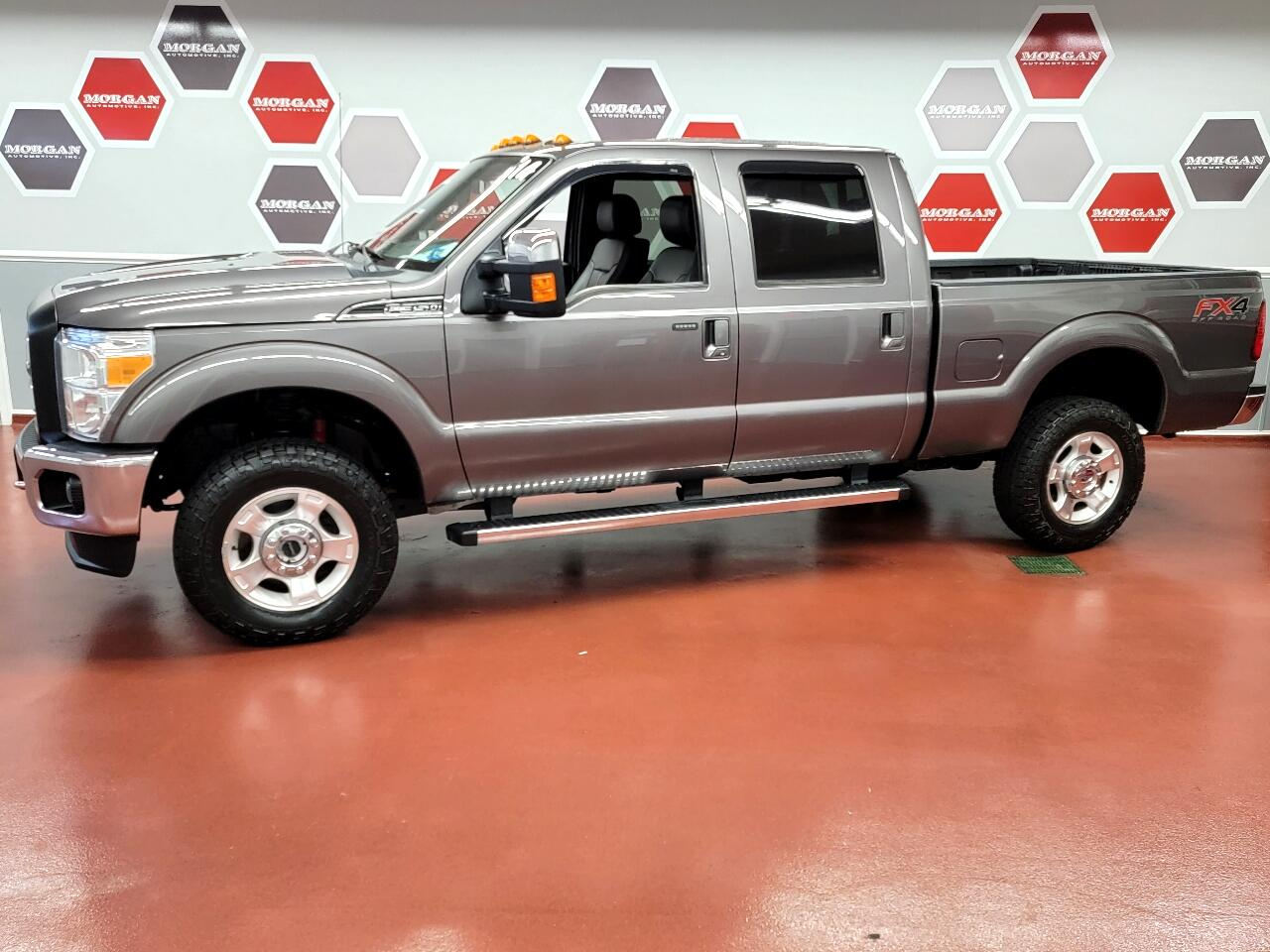 Ford F-350 SD Lariat SuperCab SWB 4WD 2014