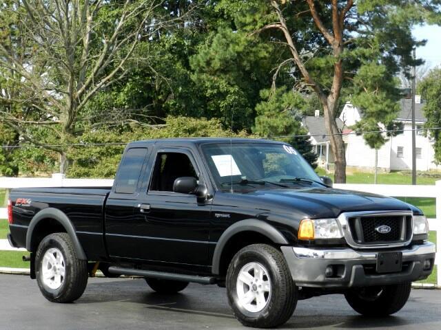 2005 Ford Ranger FX4 SuperCab 4WD