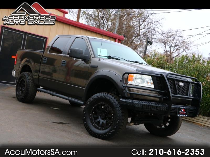 2008 Ford F-150 XLT Short Bed 2WD