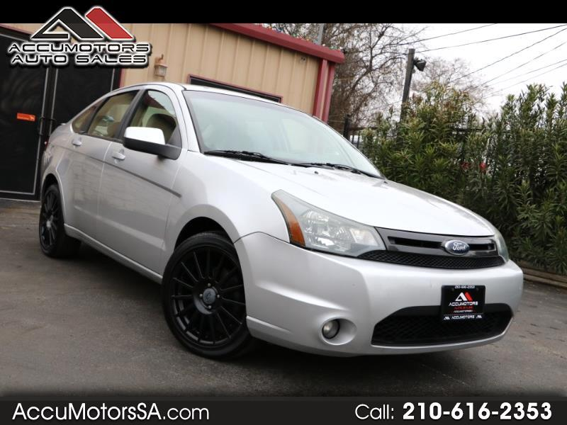 2010 Ford Focus 2dr Cpe SES