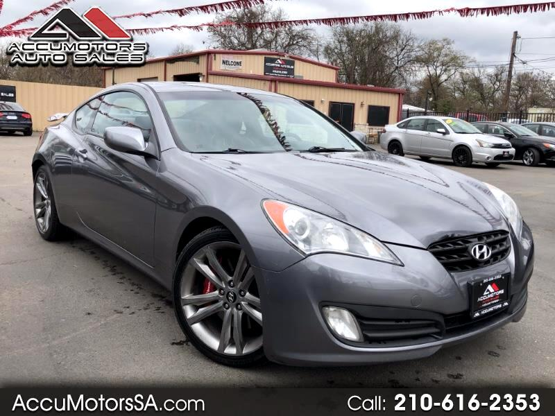 2010 Hyundai Genesis Coupe 2.0T R-Spec Manual