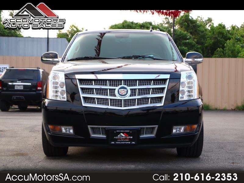 2013 Cadillac Escalade ESV AWD Platinum