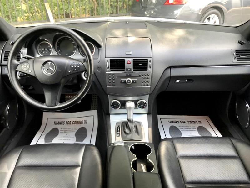 2010 Mercedes-Benz C-Class C300 Luxury Sedan