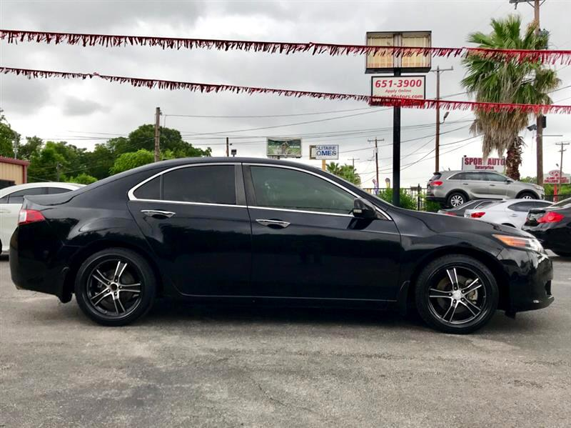 2009 Acura TSX 5-Speed AT with Tech Package