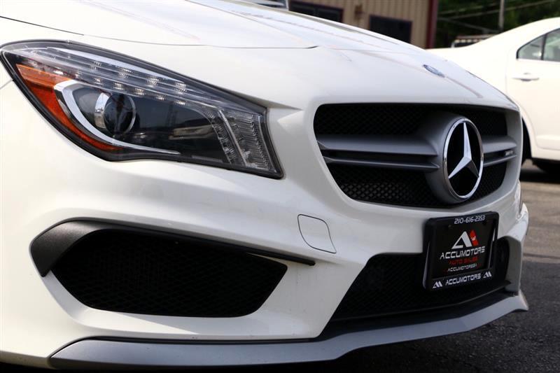 2015 Mercedes-Benz CLA-Class CLA45 AMG