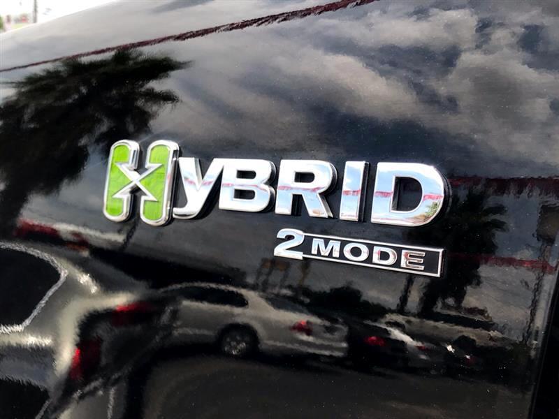 2009 Chevrolet Tahoe Hybrid 1HY 2WD
