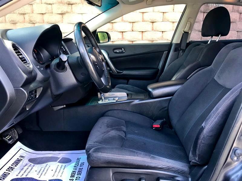 2012 Nissan Maxima S